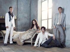 The Vampire Diaries cast #sexy