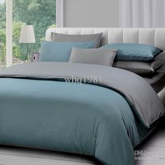 Blue And Grey Bedding | Bedroom Ideas Pictures