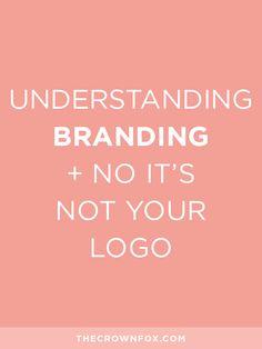 The Crown Fox | www.TheCrownFox.com | Brand Design + Strategy | Branding