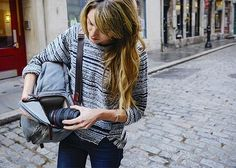 Bolton Street Camera Backpack Allows Side Access For Fast DSLR Retrieval