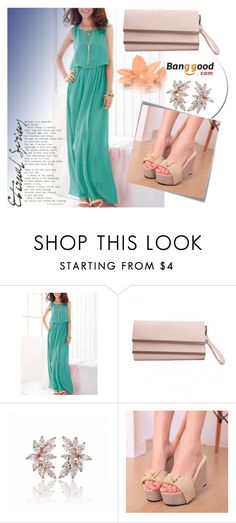 """""""Banggood  4"""" by april-lover ❤ liked on Polyvore featuring Post-It"""