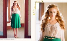 pretty spring outfits from ruche Cute Skirt Outfits, Fashion Beauty, Womens Fashion, Lookbook, Classy And Fabulous, Beautiful Outfits, Spring, Work Wear, Style Me