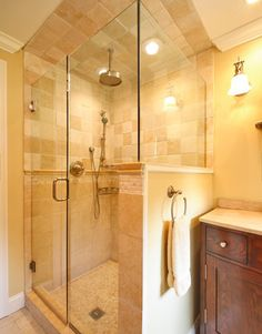 Bathroom Shower Design, Pictures, Remodel, Decor and Ideas - page 10
