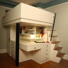 Built-In Workstation