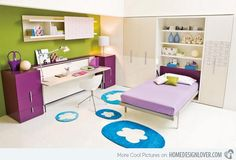15 Chic yet Functional Teen Girl's Workspaces