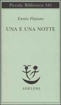 Libro Una e una notte Ennio Flaiano