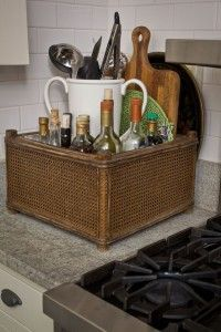 mary carol garrity home collection | You can make any clutter look organized by adding it in a tray or ...