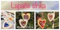 Adventné tvorenie: Lapače slnka Kids Crafts, Montessori, Washer Necklace, Jewelry, Crafting, Jewlery, Jewerly, Schmuck, Jewels