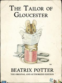 Beatrix Potter. I loved these books, they were such a foundation stone of my childhood. There was a ballet of the stories made as a film in the 1970s which my parents took me to see in London.