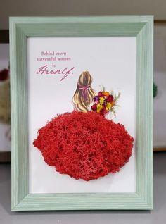 Chocolate Flowers Bouquet, Moss Decor, Successful Women, Garden Planters, Frame, Modern, Picture Frame, Trendy Tree, Flower Planters