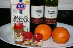 how to make mulled wine in the crockpot slow cooker