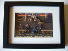 Batman Returns SNES 3D Diorama Shadow Box $32.32 #3ddiorama #diorama #gifts #giftsforhim #