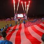 A giant American flag is carried onto the field in 2012 before the start of a football game at War Memorial Stadium in Pascagoula, Miss. (File) In our country, we have all heard about one particular dream. Our parents likely...