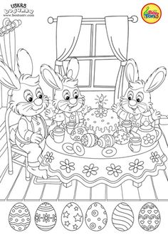 Easter coloring pages uskrs bojanke za djecu free printables easter bunny eggs chicks and more on bonton tv coloring books uskrs bojanke easter coloringpages coloringbooks printables Spring Coloring Pages, Easter Coloring Pages, Coloring Sheets For Kids, Cute Coloring Pages, Christmas Coloring Pages, Animal Coloring Pages, Coloring Pages For Kids, Free Coloring, Coloring Books