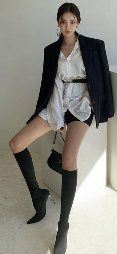 Knee Boots, Shoes, Fashion, Moda, Zapatos, Shoes Outlet, Fashion Styles, Knee Boot, Shoe