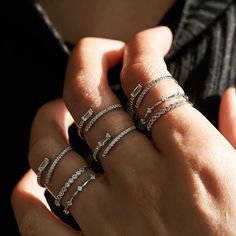 Rings in multiples via TheyAllHateUs |