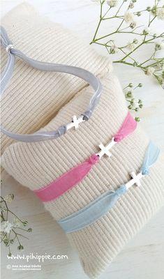 Bracelet Knots, Bracelet Crafts, Jewelry Crafts, Diy Bracelets Easy, Handmade Bracelets, Beaded Bracelets, Cute Jewelry, Modern Jewelry, Baby Announcement To Husband