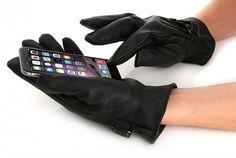 Exklusive ArktisPRO Smartphone Lederhandschuhe für nur 19,90 Euro