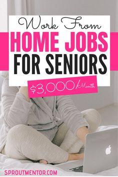 Are you senior citizen looking for ways to make money online while you work from home part time during your spare hours? Check out these online jobs for seniors, retirees and any other old person I need of low stress jobs. Best Online Jobs, Online Jobs From Home, Best Online Courses, Work From Home Jobs, Make Money From Home, Way To Make Money, Low Stress Jobs, Work From Home Opportunities, Career Options
