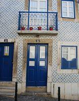 Lisbon Photos: TILES | Imagens de Lisboa: AZULEJOS