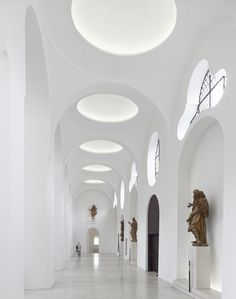 St Moritz Church – Augsburg, Germany, John Pawson – Fabrice Fouillet Photographie
