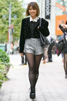 57 ideas style girl japan for 2019 - Tokyo Cute Asian Fashion, Trendy Fashion, Girl Fashion, Fashion Outfits, Hot Outfits, Fashion Design, Japanese Street Fashion, Tokyo Fashion, Tokyo Street Style