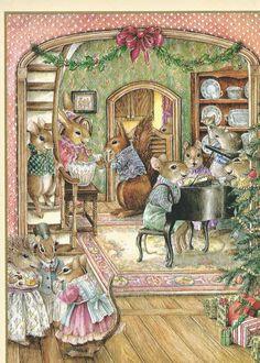 Christmas Get-Together!...Susan Wheeler