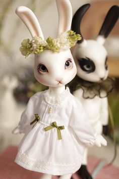 Curo Rabbit BJD