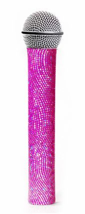 Micfx® Microphone Sleeve Pretty in Pink Shure Audio Technica Sennheiser | eBay