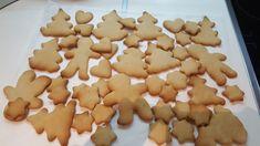 Μπισκότα βουτύρου χωρίς βούτυρο και ζάχαρη - Miss Healthy Living Gingerbread Cookies, Desserts, Food, Gingerbread Cupcakes, Tailgate Desserts, Deserts, Essen, Postres, Meals