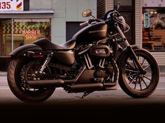 Harley Sportster- one day!