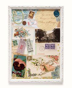 collage welcome board 結婚式を彩るコラージュウエルカムボード by Lumiiere_eri, via Flickr