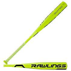 Rawlings Quatro (-3) BBCOR Composite Baseball Bat BB7Q4