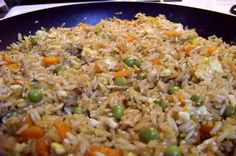 Chicken Fried Rice « Cooking Healthy for Two