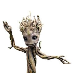 Life Size Dancing Groot Motion Statue Is Ready To Dance With You - Marvel Comics Art, Marvel Movies, Marvel Statues, Dance With You, Hits Movie, Old Movies, Movie Characters, Guardians Of The Galaxy, Comic Art