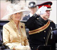 The Royal Family..Prince Charles & Camilla