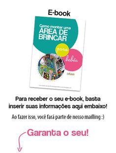 Ebook Area de Brincar