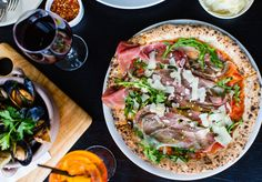 The Best Pizza in Sydney, According to Naples - Broadsheet Appetizer Salads, Appetizers, Four Restaurant, Sydney Restaurants, Good Pizza, Filipino Recipes, Mediterranean Recipes, International Recipes, Naples