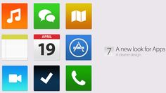 New iOS 7 concept depicts Zen-like simplicity