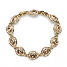 Stones And Crystals, Charmed, Bracelets, Jewelry, Fashion, Gold, Moda, Jewlery, Jewerly