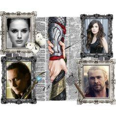 """Raina: The Dark Princess"" by amarie104 on Polyvore"