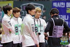 """BTS at 2016 """"Idol Star Athletics Championships"""" Chuseok Special part 5 [160829]"""