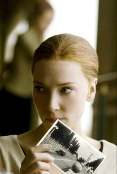 Cate Blanchett in The Curious Case of Benjamin Button (2008) by David Fincher.