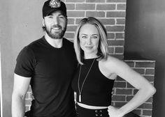 Chris Evans & Lindsey McKeon Interview