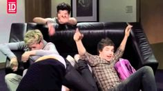 One Direction funny moments 2012