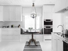 Nixi – Silvia - Massiivipuinen keittiökokonaisuus. #habitare2014 #design #sisustus #messut #helsinki #messukeskus