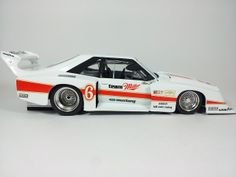 Scale Model Cars: Revell Ford Mustang IMSA