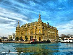 istanbul -Haydarpaşa Tren Garı
