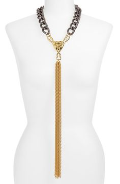 """The word """"tassel"""" comes from the Latin """"tassau"""", which refers to a clasp (as for the neck of a garment)~(or your own neck!)"""