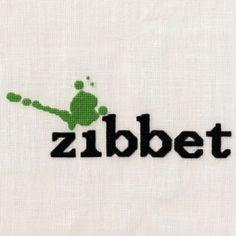 Zibbet Logo Cross Stitch Pattern by AStitchAndAPrayer for $6.00